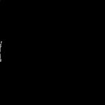 Logo facebook zwart-299x300