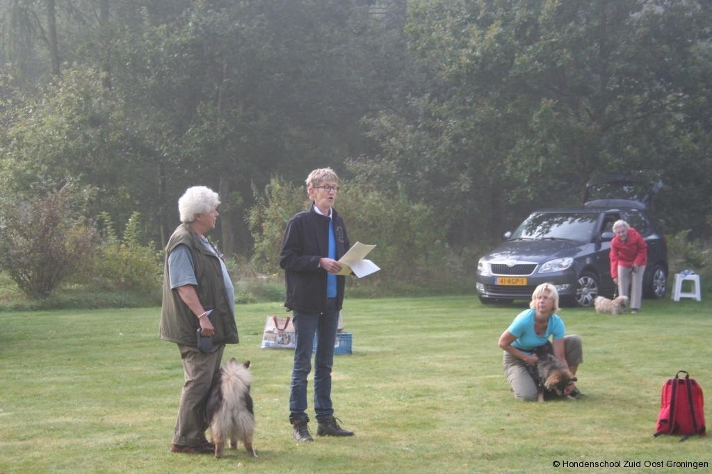 Workshop sorteren in Sellingen