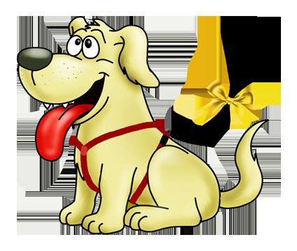 Logo gulahund